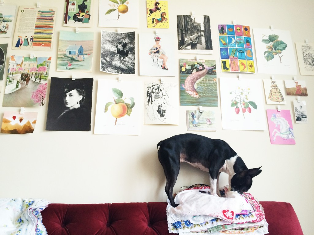 your studio doesn't have to look like a magazine | the merriweather council blog