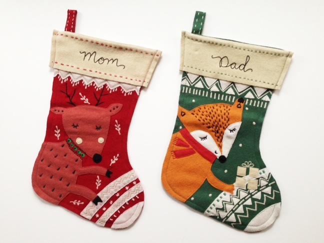 custom personalized christmas stockings