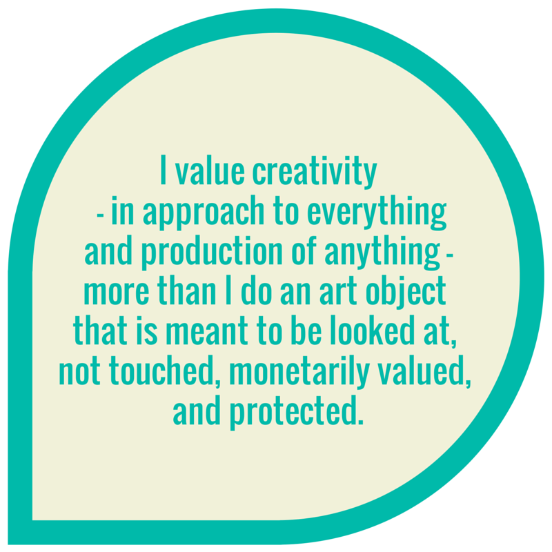 My Creativity Philosophy | The Merriweather Council Blog