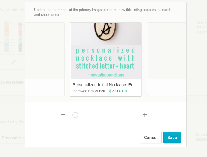 How to use vertical images to make your Etsy shop Pinterest friendly but still show clean listings. | the merriweather council blog