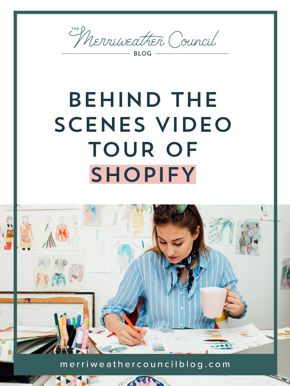 behind the scenes video tour of shopify   the merriweather council blog