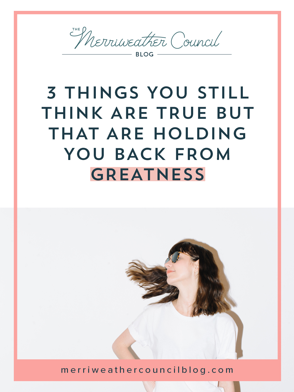 3 limiting beliefs all makers have that hold them back from greatness | the merriweather council blog
