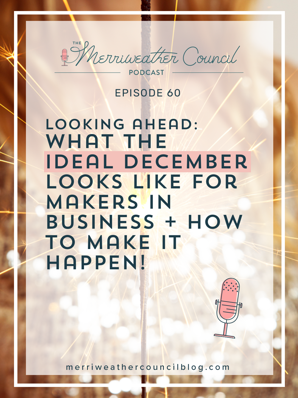 I know how awesome it is to have a handmade business holiday season that is as stress-free as possible but also highly, highly profitable because you were prepared. I'm going to help you accomplish that ideal December through my unSLUMP guide. | The Merriweather Council Blog