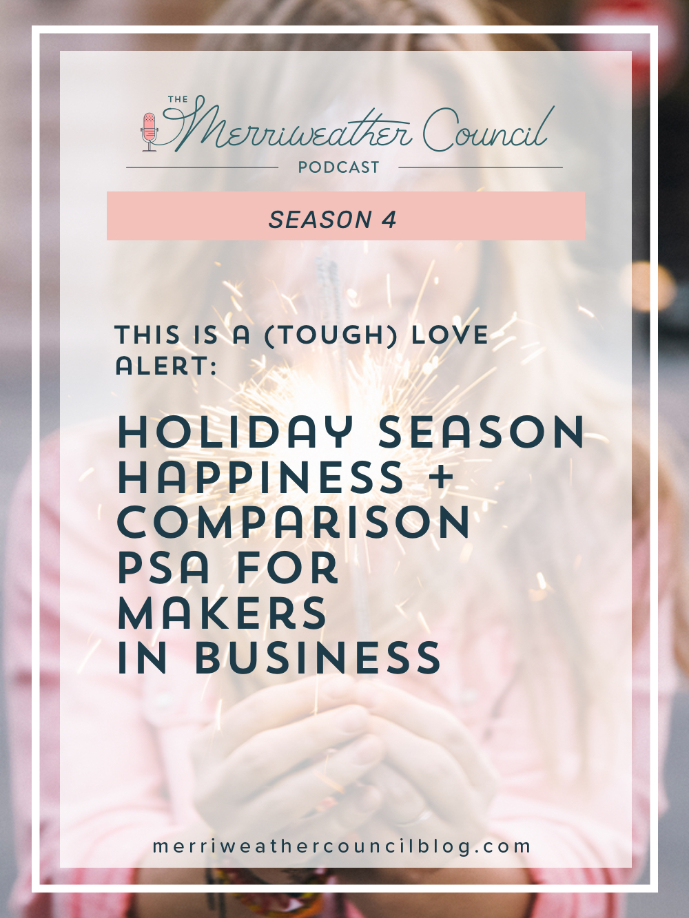 Holiday Season Pep Talk | The Merriweather Council Podcast