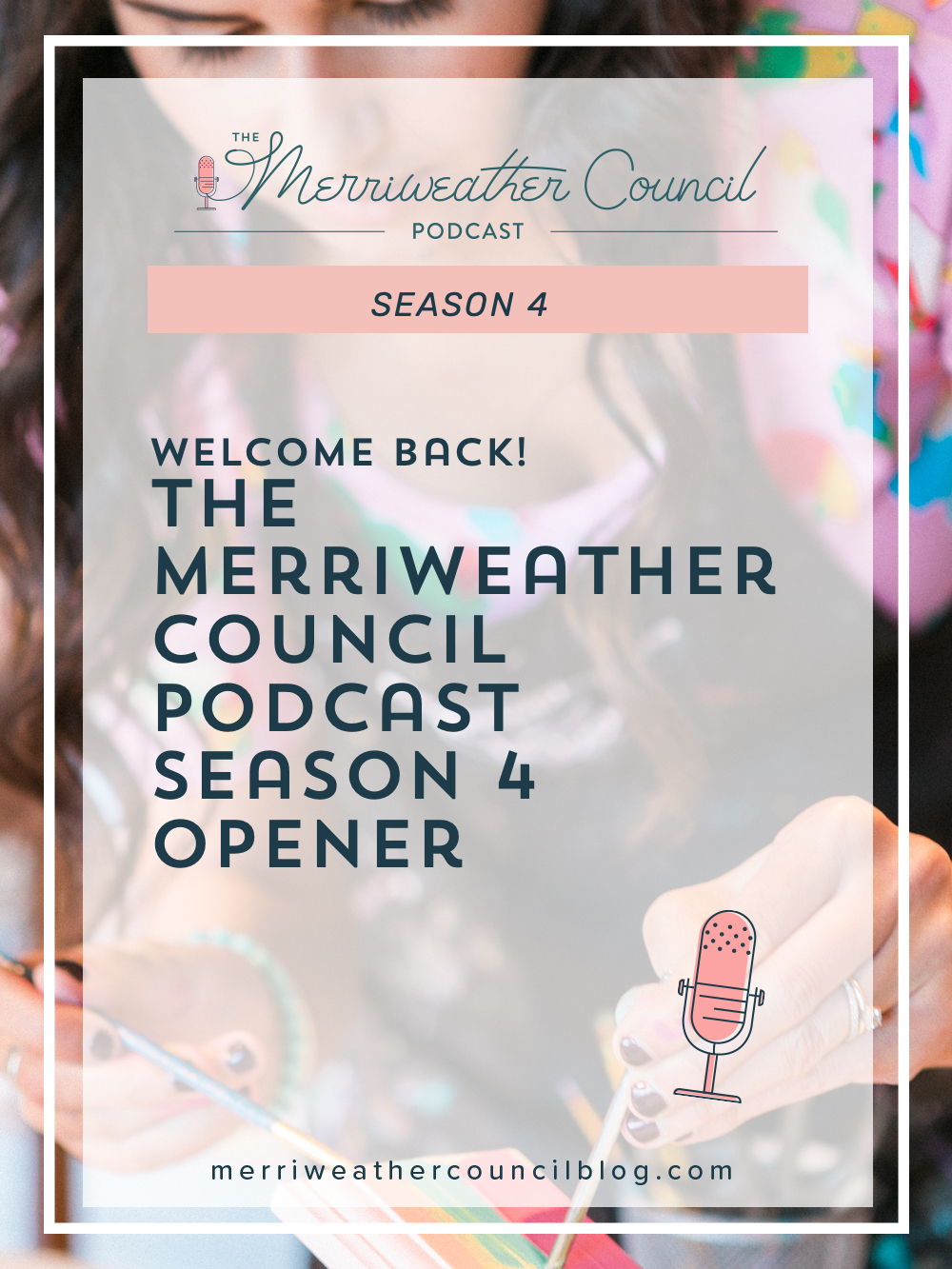 On today's episode of the Merriweather Council Podcast; a brief intro to me & the podcast, what to expect in season 4 and what I'm most excited about.