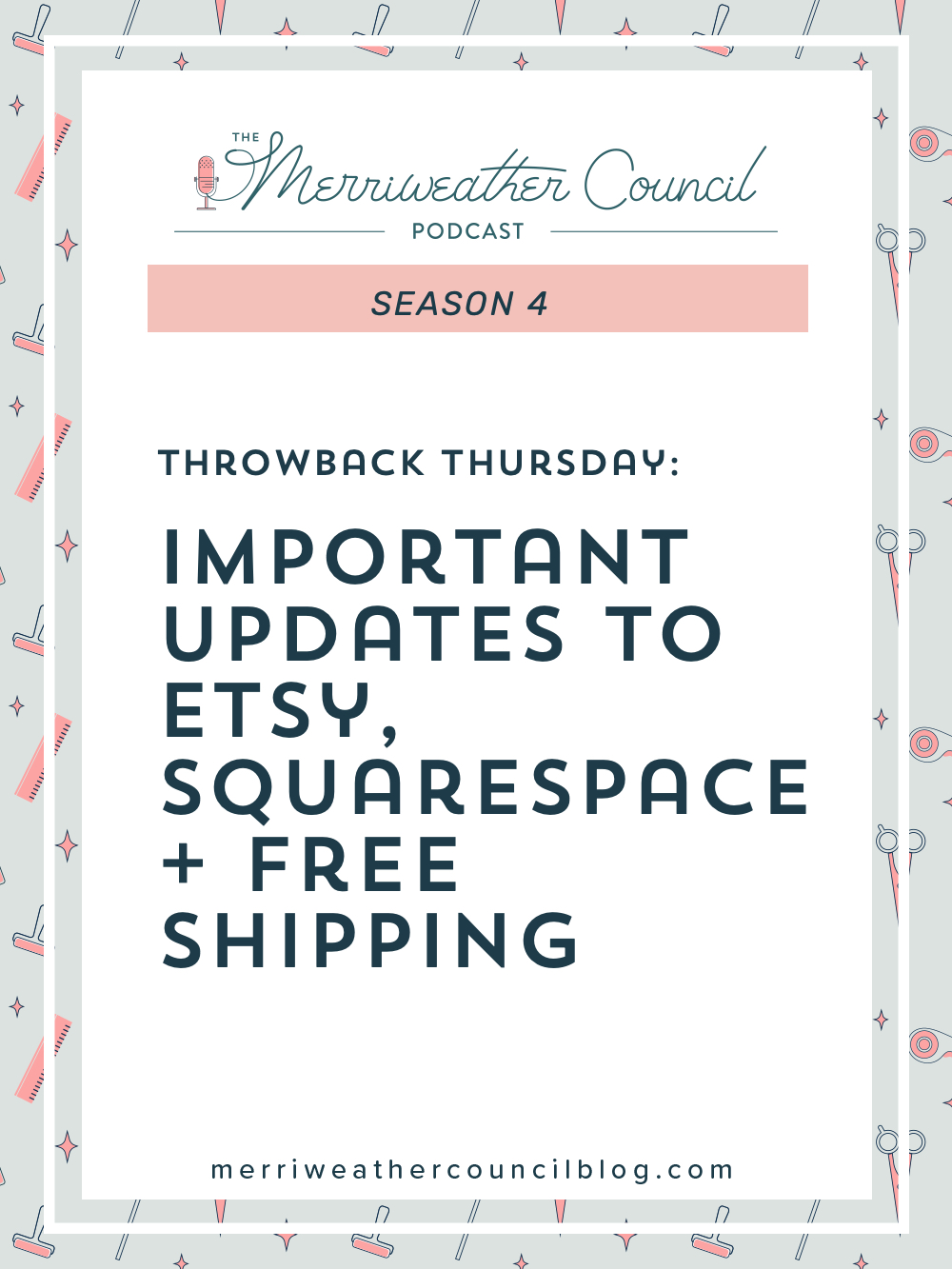 There have been a lot of Merriweather Council Podcast updates since some episodes have originally aired. Tune in to see what I've changed my mind about!