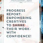 Progress Report: Kits, Patterns, Power Hours, Oh My!