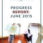 Progress Report: June 2015