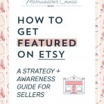 How to Get Featured on Etsy