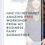 Why I Want You to Watch Marie Forleo's Free Business Training