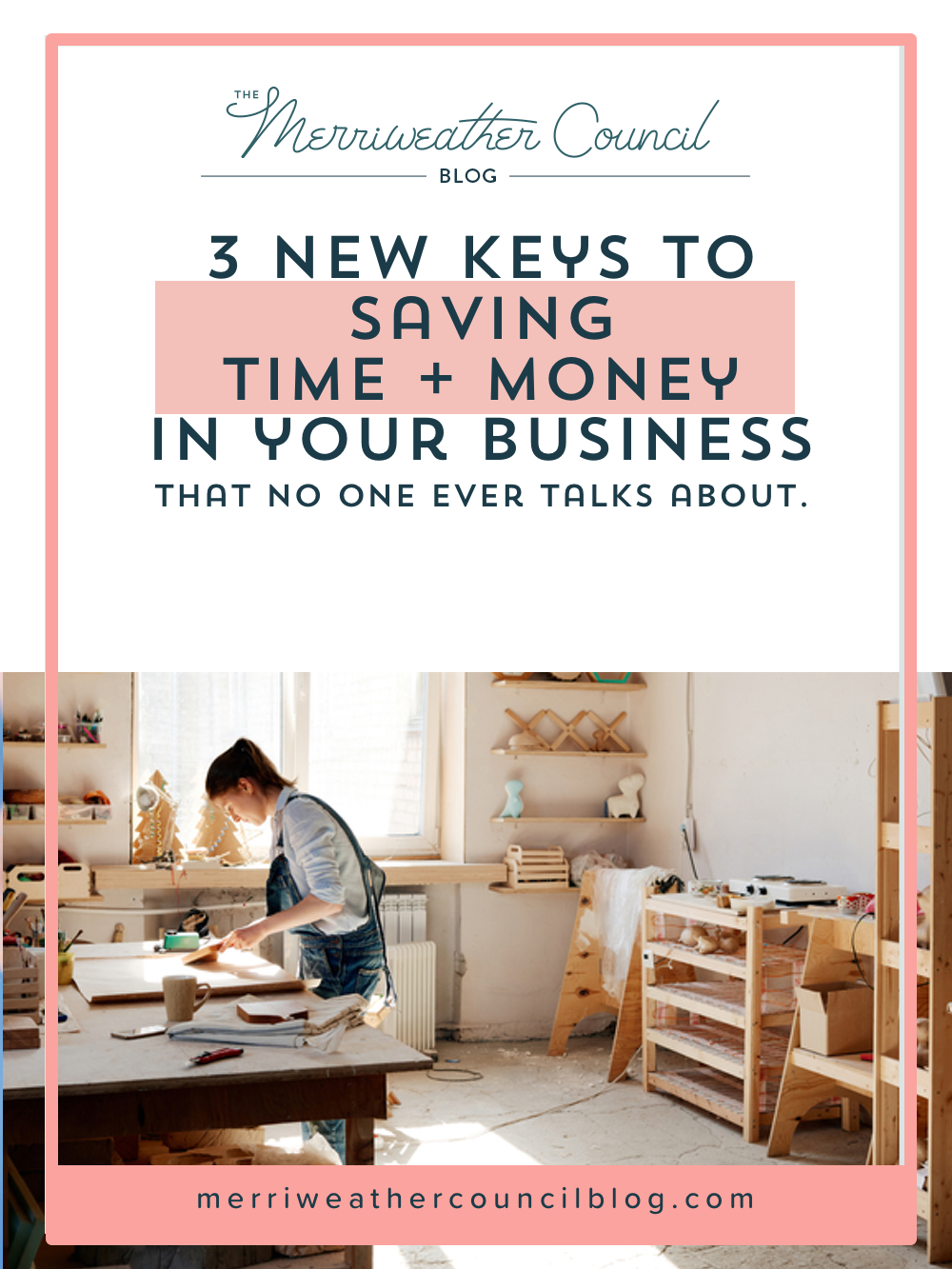 3 new keys to saving time and money in your business