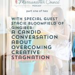 Episode 049: Creative Burnout with Stacie Bloomfield