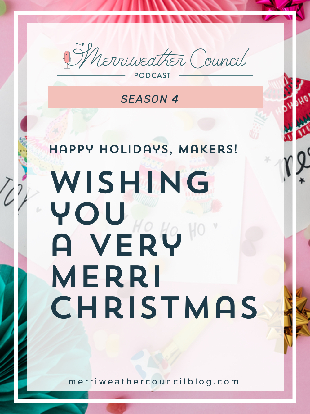 Merri Christmas | The Merriweather Council Podcast