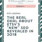 Episode 066: The Real Deal About the Etsy SEO Update