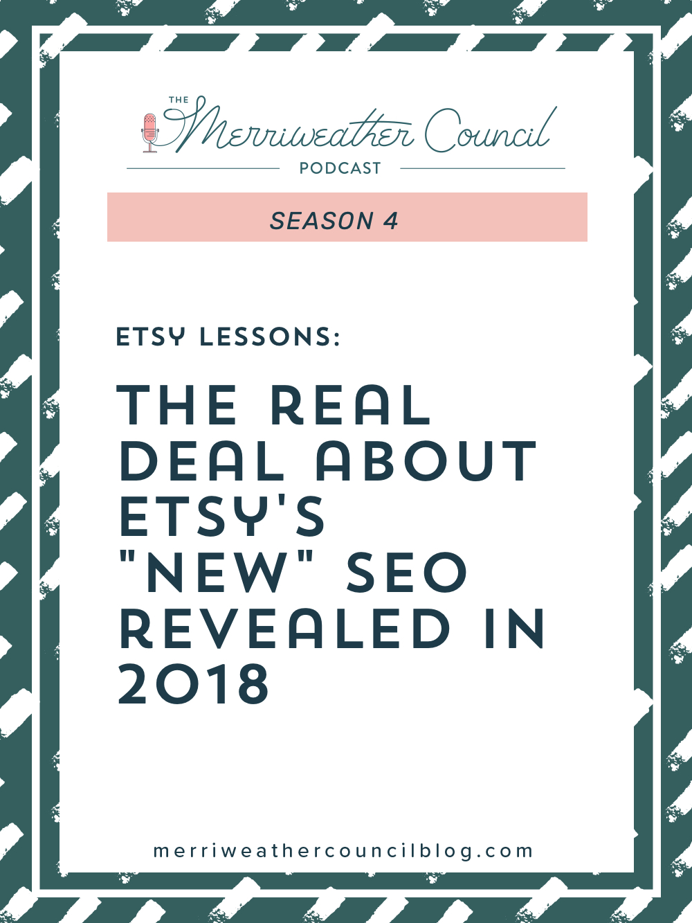 The Real Deal About the Etsy SEO Update | The Merriweather Council Podcast