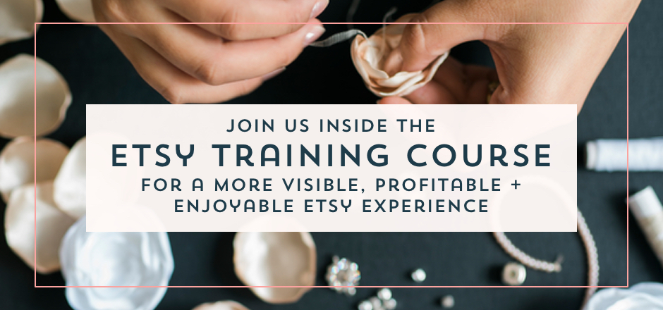 Etsy Training Course