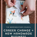 Career Change and New Handmade Opportunities with Debora from The Timeless Crane | Episode 125