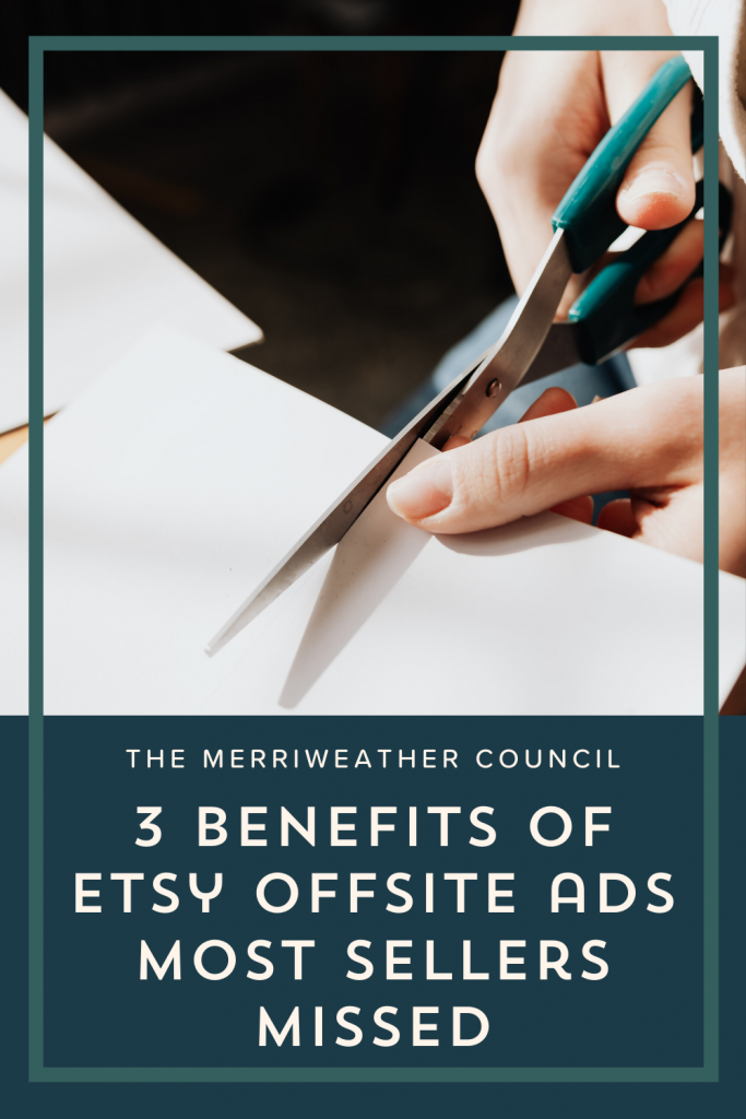 Etsy Offsite Ads | Graphic 1 | The Merriweather Council